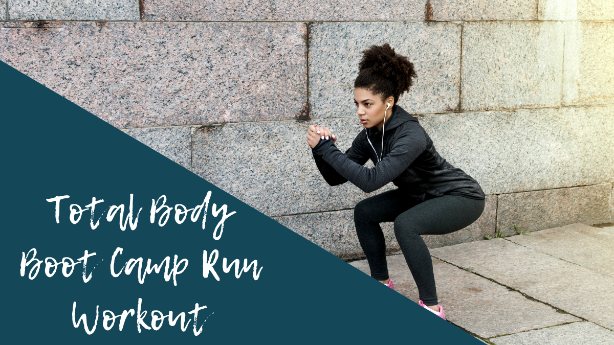 total body boot camp run workout