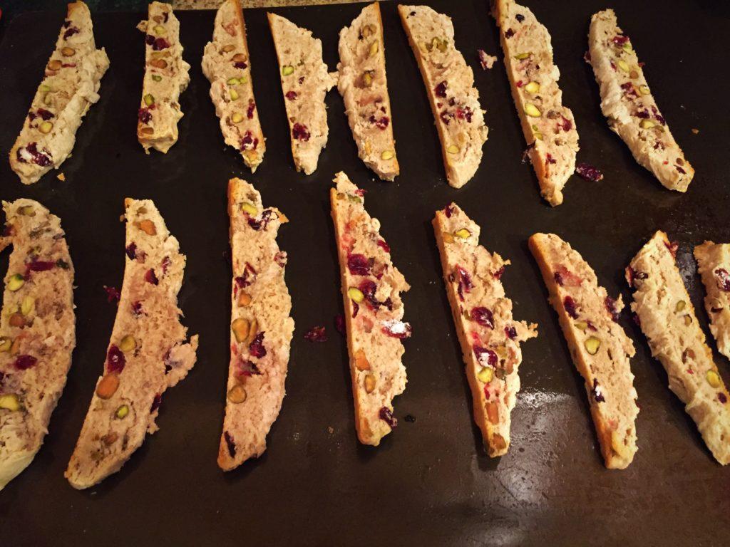 lowfat gluten-free biscotti