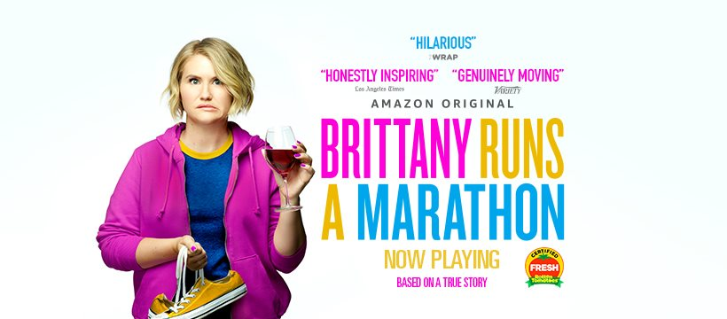 Brittany Runs a Marathon review featured image