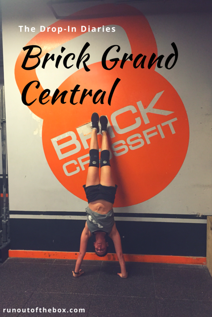 My drop-in at Brick Grand Central for a CrossFit class was interesting - but would I WOD here regularly? Read on to find out!
