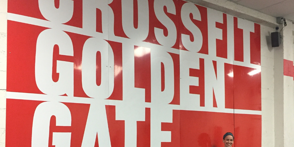 I dropped in at CrossFit Golden Gate on a recent business trip. Find out what I thought of the facility and the programming in this post!