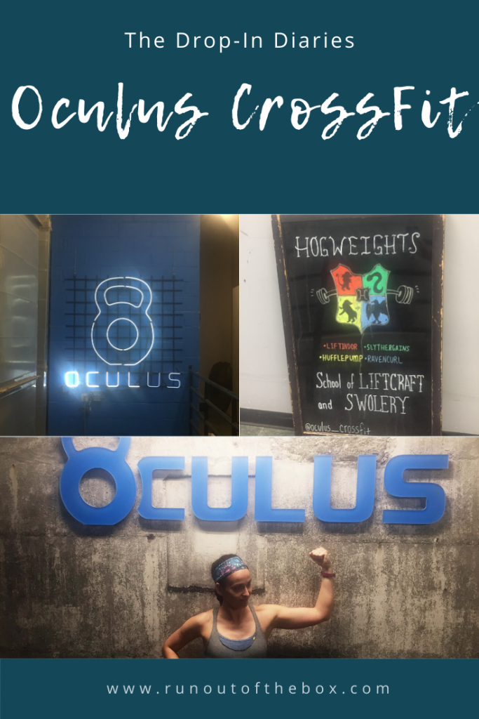 This edition of The Drop-In Diaries takes you to Oculus CrossFit in the Financial District of Manhattan.