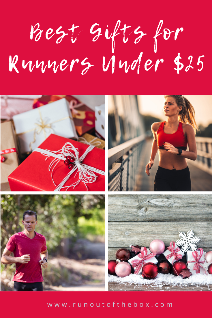 These are the best gifts for runners, and they're all $25 or less!
