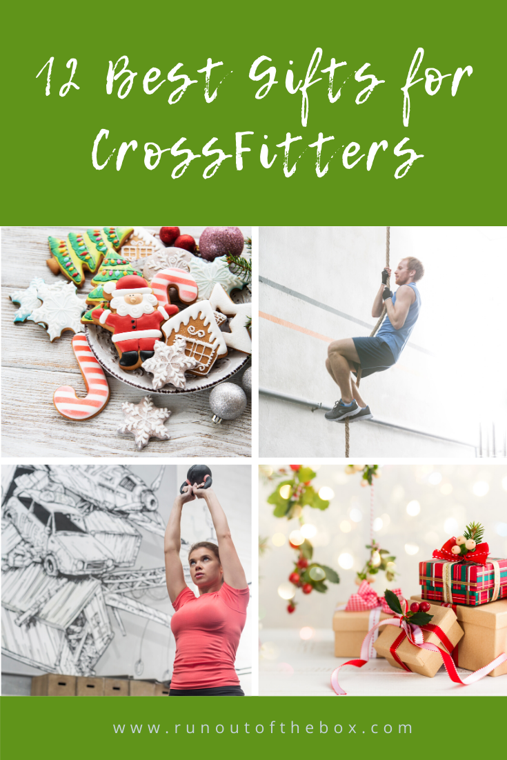 Find the 12 best gifts for CrossFitters this holiday season!